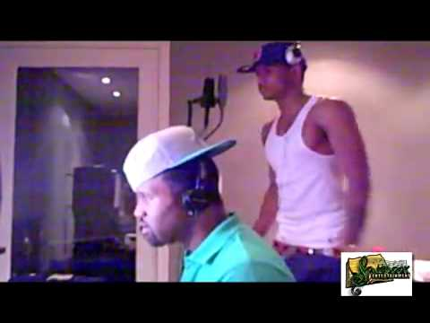 Trey Songz Vocal Session