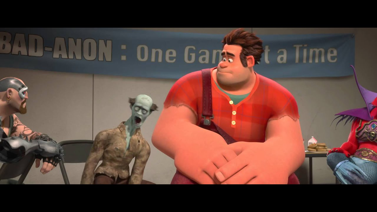 Wreck-it Ralph - Trailer - NL - YouTubeWreck It Ralph Trailer 3
