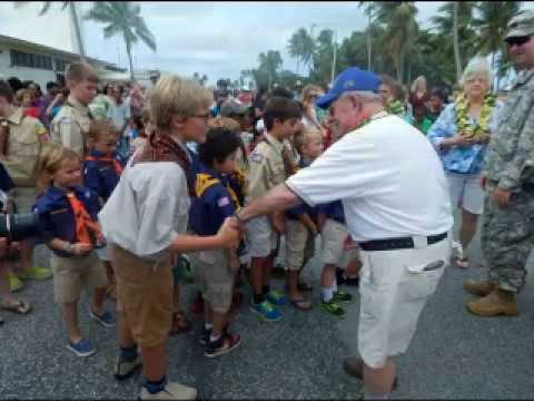 US Army Garrison Kwajalein Atoll - Command Video (NOV 2016)
