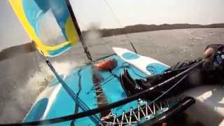 Big Wind Hobie Wave Catamaran