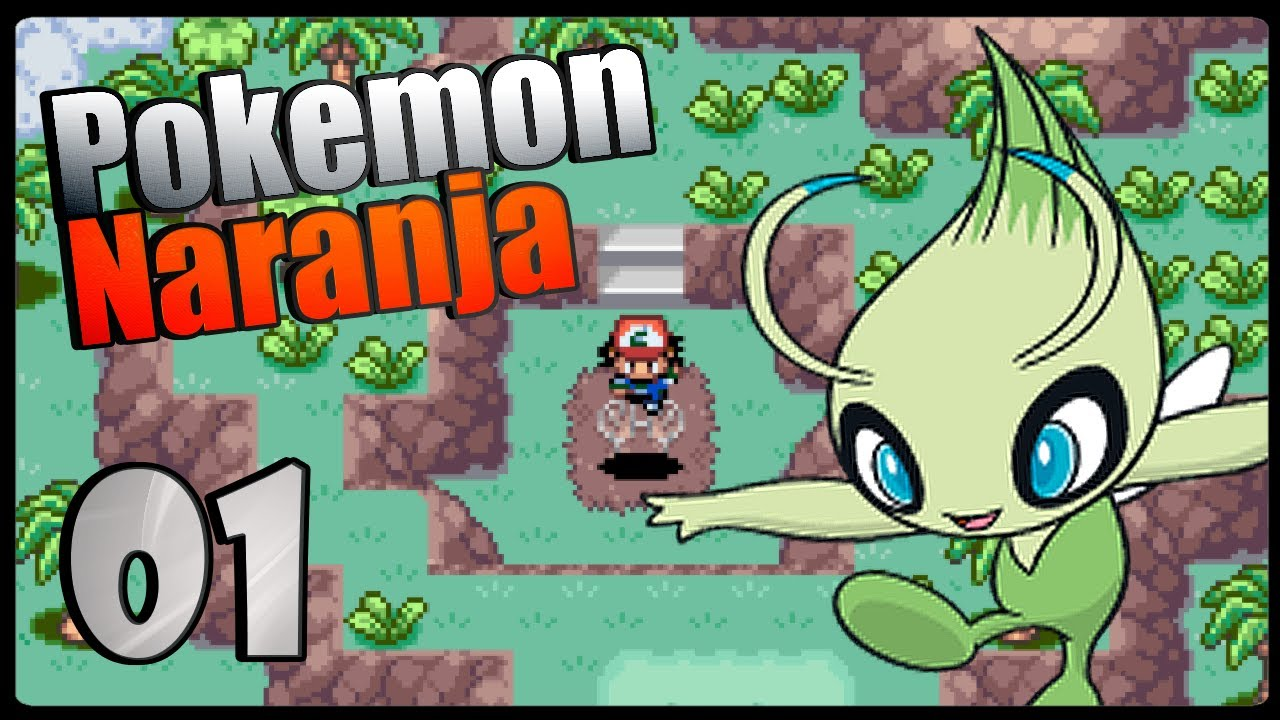 pokemon naranja rom gba download