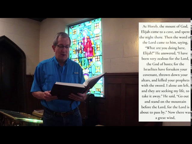 The Tenth Sunday after Pentecost 8.9.20