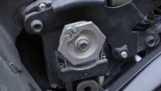 Kawasaki z750  Servo Motor