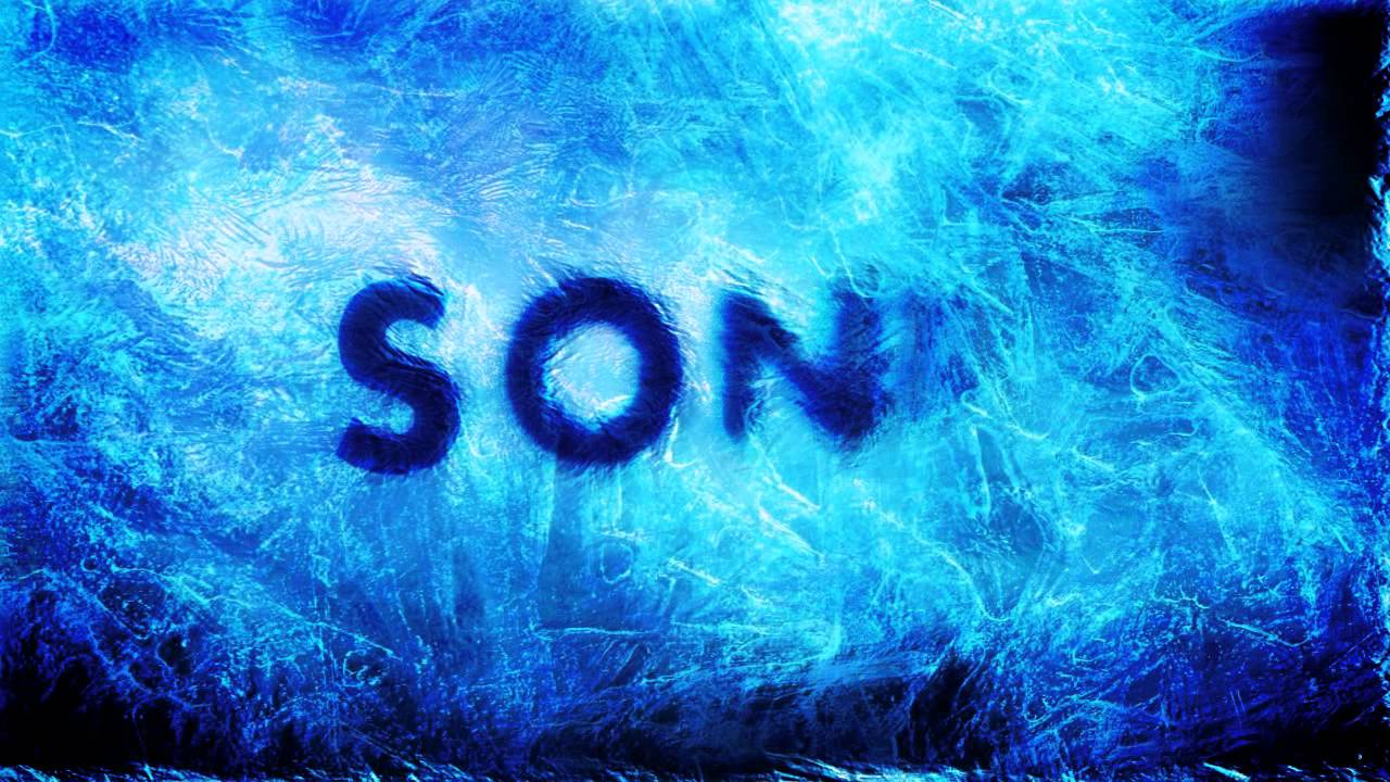 How to create an easy ice text effect in adobe photoshop.