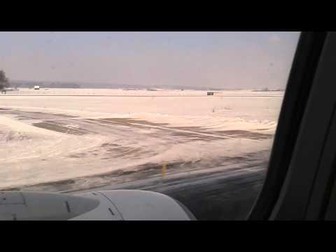 aterrizando en aeropuerto de memmingen munich
