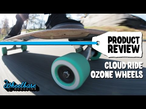 "Product Review: Cloud Ride ""Ozone"" Wheels (80a) - Wheelbase Magazine"