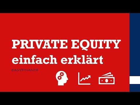 Private Equity (Heuschrecken) einfach erklärt /Venture Capital/Growth Capital/LBO