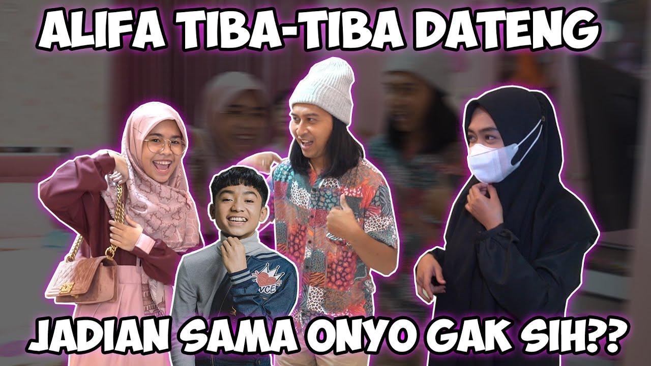ALIFAH TIBA-TIBA DATENG KE RUMAH RICIS!! Klarifikasi Hubungan Sama Onyo??