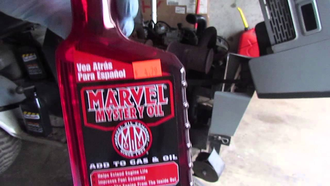 Sears Gt18 Maintenance Oil And Transaxle Fluid Change A Short Drive