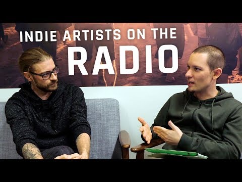 How to present indie music to radio stations - Interview with Tommi Muhli from Playground Music
