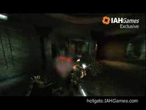 IAHGames exclusive Hellgate: London trailer