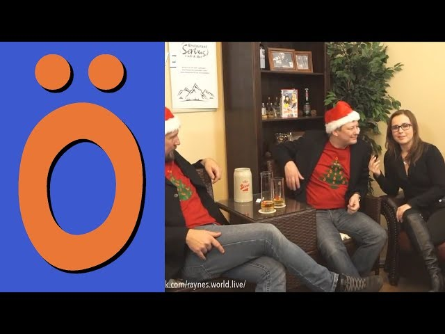S01 E04 - Rayne's Wörld - Live -  fotografieren unter dem Weihnachtsbaum & Koch kocht für Kathrin
