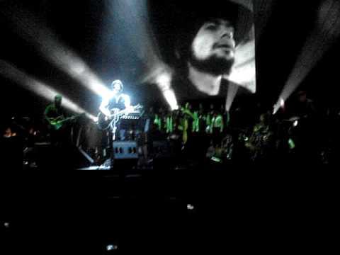 Vagabundo, Draco Rosa, el concierto  San Juan 2010