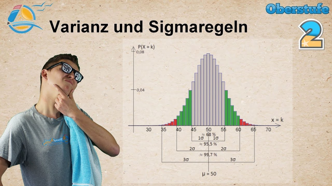 Sigma Standardabweichung