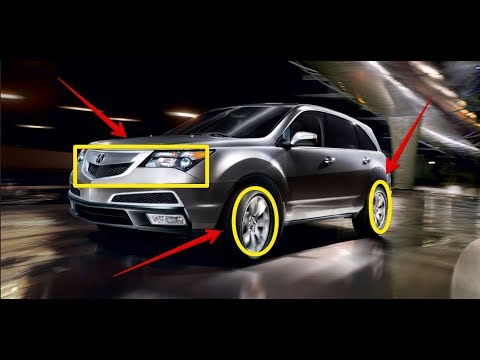 2018 Acura Mdx Redesign