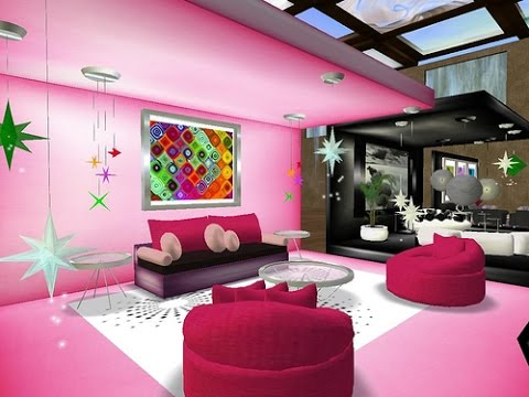 Pink Bedroom Ideas YouTube Magnificent Pink Bedroom Ideas