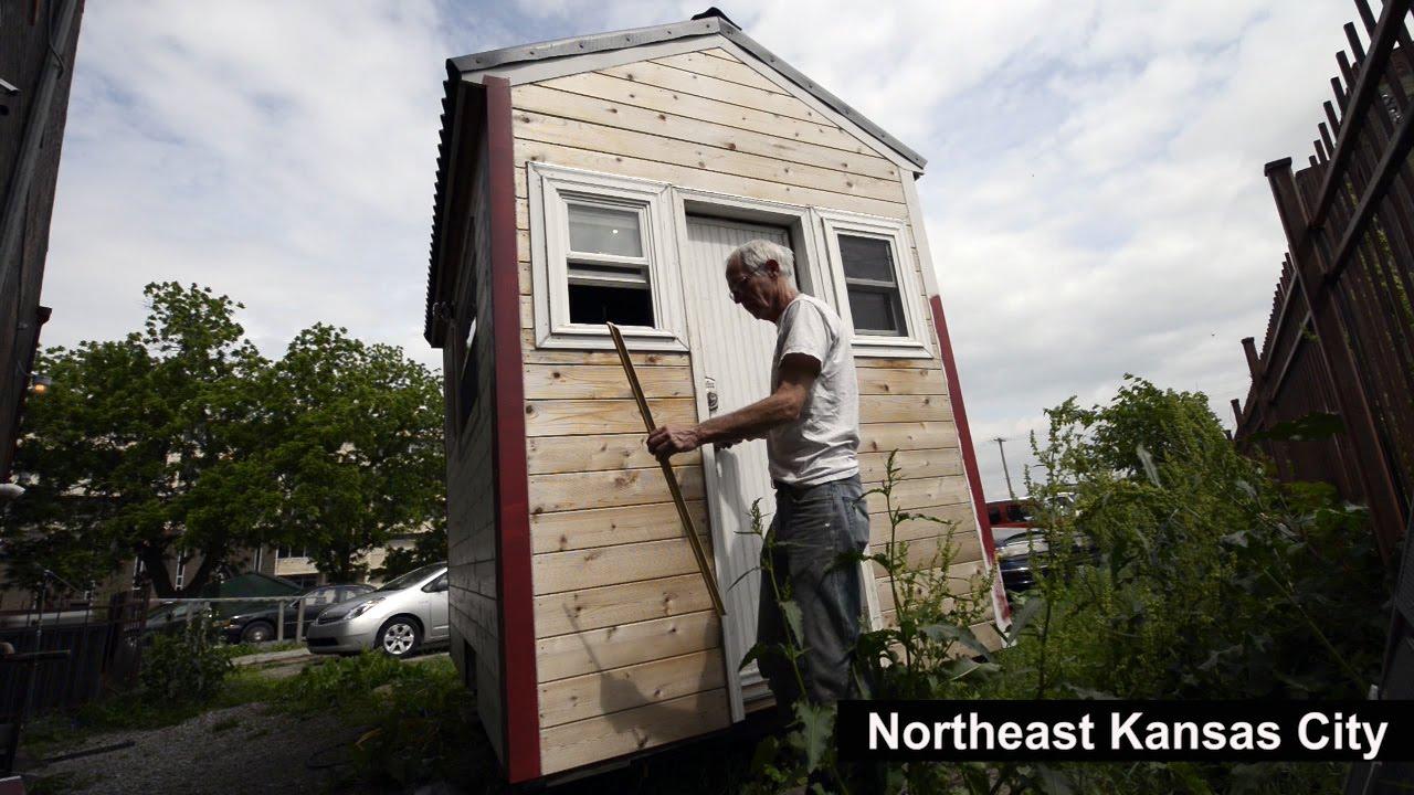 Tiny House Movement In Kansas City Youtube