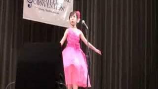 iwc2008での演奏です。11歳の少女とは思えない口笛テクニック、それに...