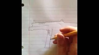 How to draw#2(How to draw the Kuda/BO3)