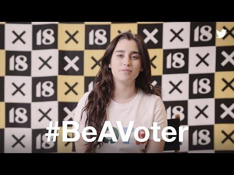 Lauren Jauregui Wants You To #BeAVoter Mp3