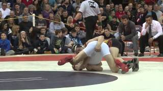 HS wrestling: Nick Suriano technical fall Sam Schneider in Region 2 final, 120lbs