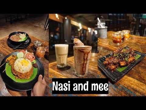 Nasi and mee|Pan asian restaurant in kochi - Dineinkochi