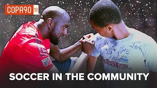 How MLS and Players Make A Difference Off The Field