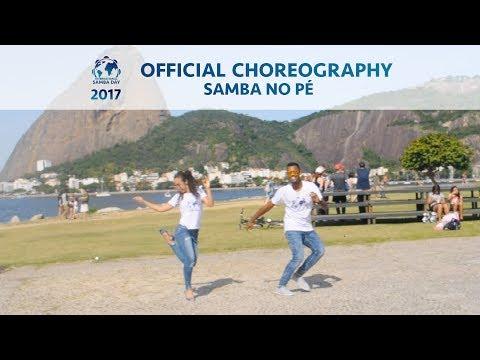 ISD 2017 | Official Choreography - SAMBA NO PÉ