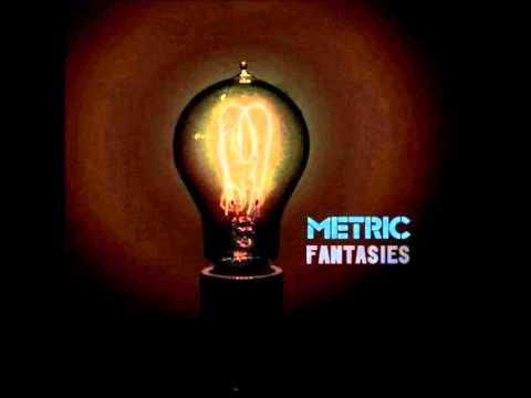 Metric  Help im a  album version HQ