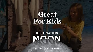 Great for Kids | Destination Moon: The Apollo 11 Mission