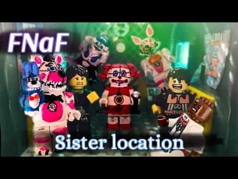 Lego Five Nights at Freddy's: Sister Location - Лего Пять Ночей у Фредди: Сестринская Локация