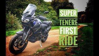 2017 Yamaha XT1200Z Super Tenere Review