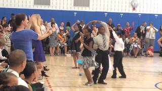 Ballroom dancing competition - Merengue