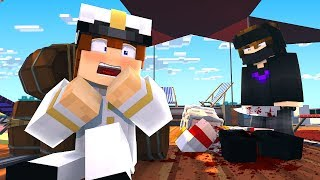 CATCHING them in the ACT ?! | Minecraft Spies