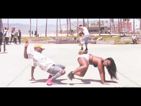 Fena Gitu - Doing Her Thing Tho (Dance Video) DJ BUCHA