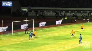 Persib Bandung vs Malaysia Selection
