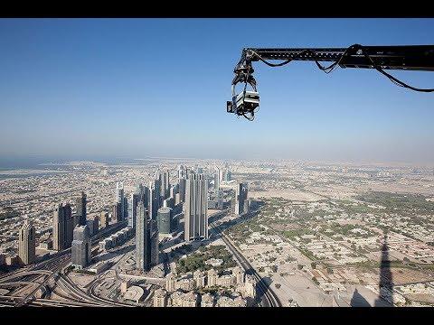"""Mission: Impossible - Ghost Protocol"" - Capturing Dubai In IMAX® | Featurette"