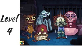 Troll Face Quest Horror 2 Halloween Special Level 4 Android Game play
