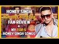 Yo Yo Honey Singh Chotte Chotte Peg Song REACTION My Top 5 Honey Singh Songs Honey Singh Latest mp3