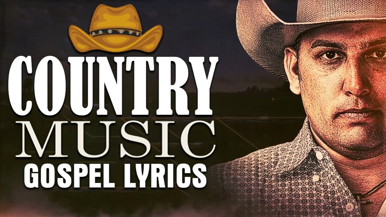 Beautiful Inspirational Old Country Gospel Songs With Lyrics  - Classic Country Gospel Hymns Songs