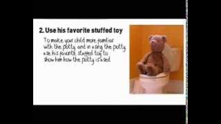 Follow These Simple Steps And Get Your Child Fully Potty Trained!