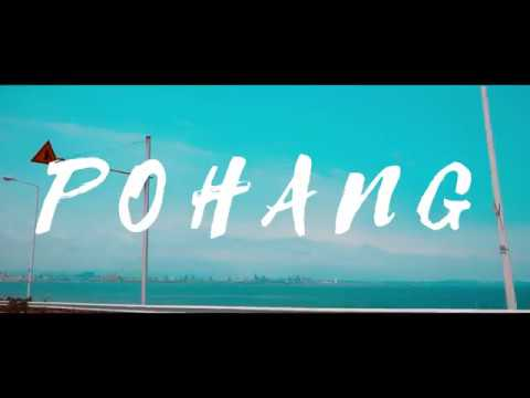 Pohang, A Beautiful Beach in Korea | Korea Travel | Cinemati