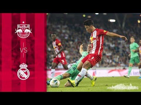 FULL MATCH | FC Red Bull Salzburg vs. Real Madrid 0-1