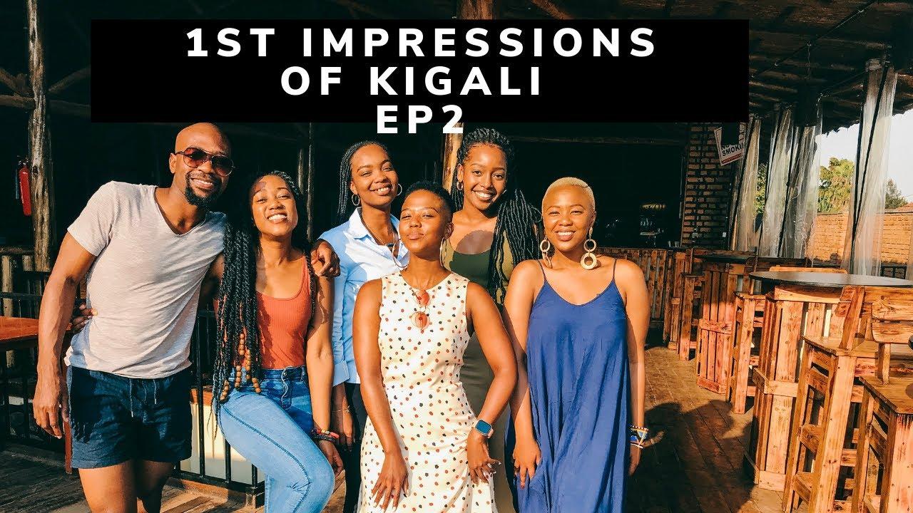 1st impressions of Rwanda   #KigaliToZanzi EP 3   TRAVEL VLOG