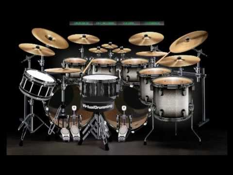 Drum Set Wallpaper Hd Guns N Roses Sweet Child O Mine Virtual Drumming Youtube