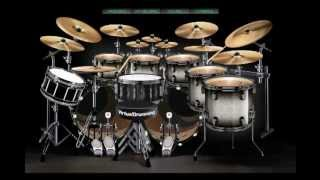 Guns n Roses -  Sweet Child O Mine - Virtual Drumming