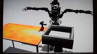 Gazebo Simulator for DARPA Virtual Robotics Challenge