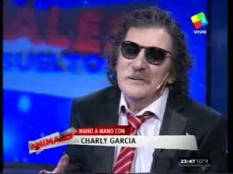 Charly Garcia en Animales sueltos - Entrevista de Alejandro Fantino