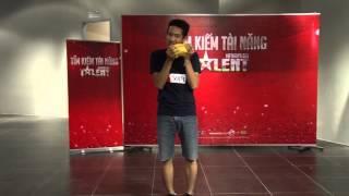 vietnams got talent 2016 - vong casting - phan trinh dien con heo dat