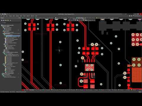 Altium Designer 19 Demonstration of PCB Design Software [DEMO]
